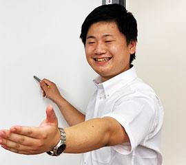 佐鳴予備校の教師_獅々田 悠斗