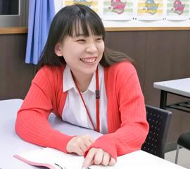 佐鳴予備校の教師_杉元 遥菜