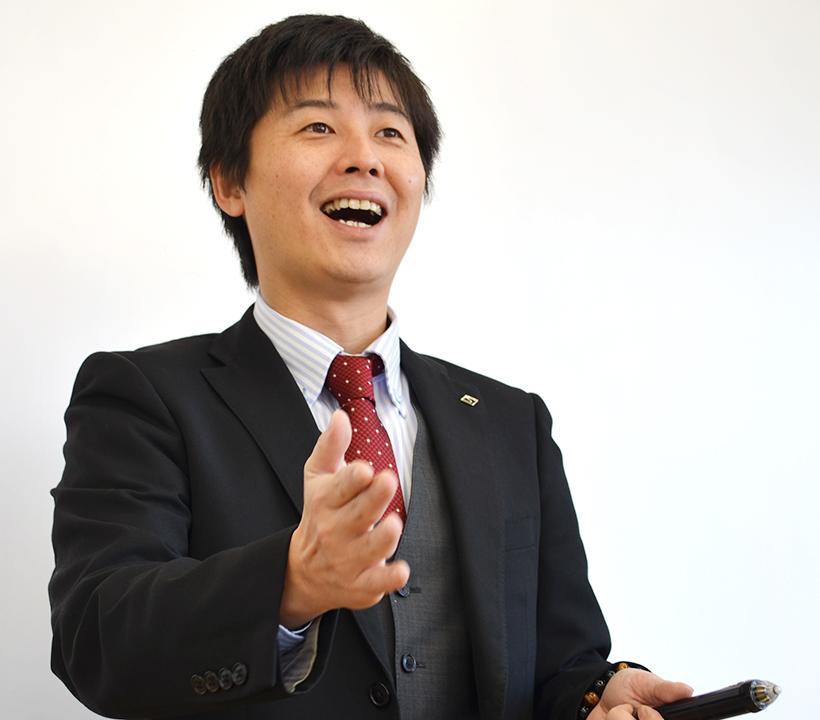 山中祐介先生