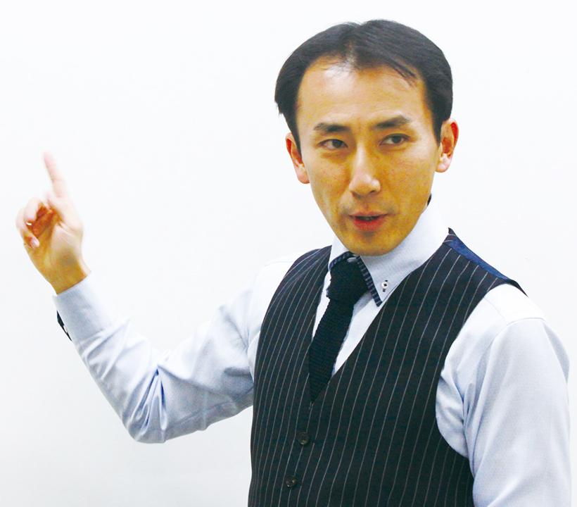 山下幸嗣先生